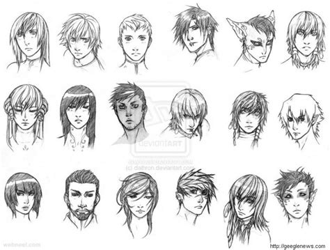 draw anime tutorial  beautiful anime character