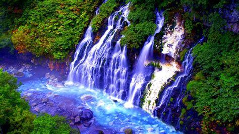 Mountain Falls Wide Desktop Background Hd Wallpapers 1655357 2560x1600 Falls