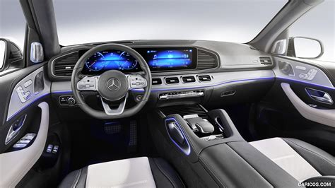 Colors generally differ by style 2020 Mercedes-Benz GLE - Interior, Cockpit | HD Wallpaper #71