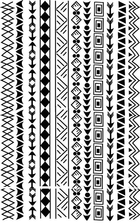 border patterns | Journal Everything | Polynesian tattoo designs, Hawaiian tattoo, Maori tattoo