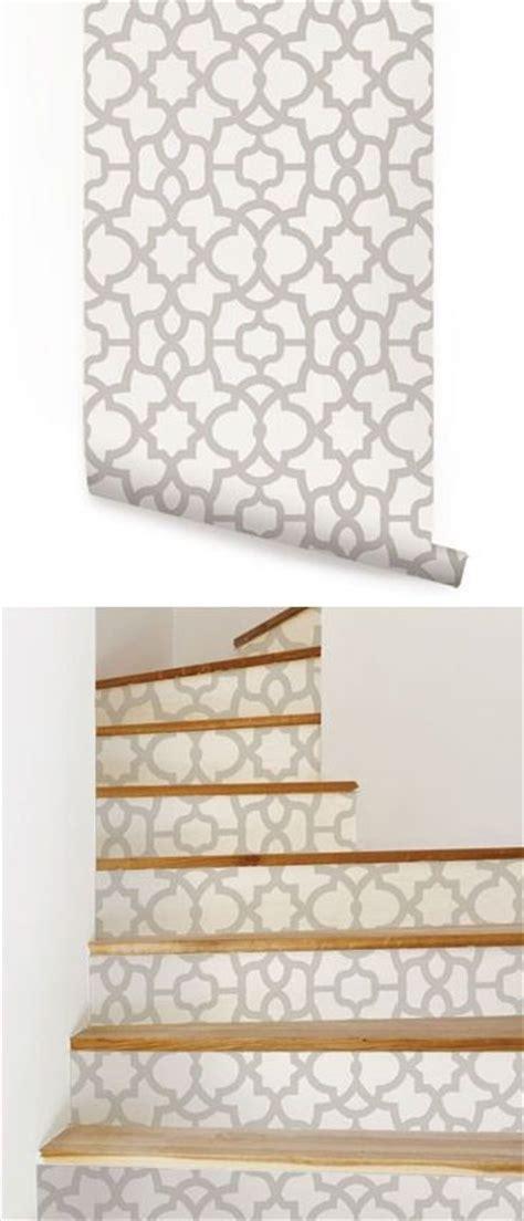trellis light gray peel  stick wallpaper wall sticker