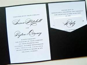 Pocket envelopes wedding invitations life style by for Wedding invitations jacket pocket
