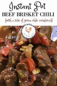 Beef Brisket Chili In The Pressure Cooker
