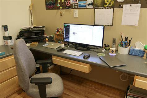 ergo desktop kangaroo pro standing desk review the gadgeteer