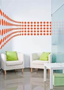 frisches interior design farbakzente in orange einsetzen