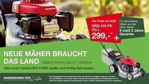 Honda Rasenmäher Preise : honda hrg 416 pk rasenm her f r nur 299 motor garten ~ A.2002-acura-tl-radio.info Haus und Dekorationen