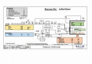 Pi - Diagramm  Piping  U0026 Instrumentation