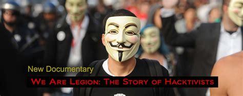 legion  hacktivism documentary debuts