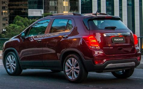 Novo Chevrolet Tracker Pode Vir A Ser Produzida No Brasil