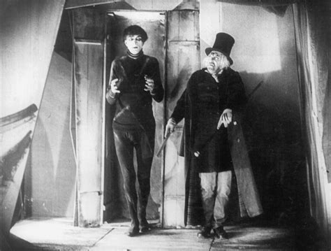 Das Cabinet Des Dr Caligari by Das Cabinet Des Dr Caligari And Dvd Review