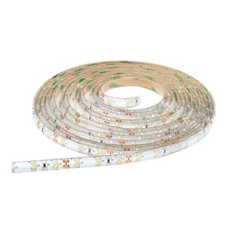 16 ft led light strip sensio 16 4 ft led cool white flexible strip light