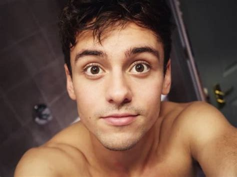 Tom Daley Olympic Divers Naked Selfies Leaked Online