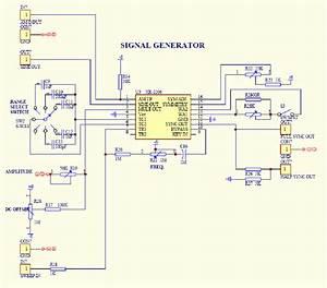 Signal Generator Schematic
