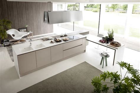 kitchen island table cuisine design design feria 3644
