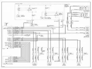 Dodge Caravan Stereo Wiring Diagram