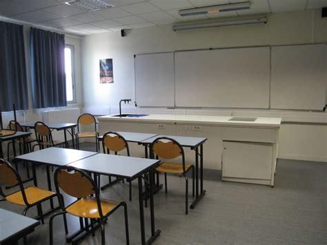 salle de les salles de classe visite du lyc 233 e lycee general et technologique de bagatelle