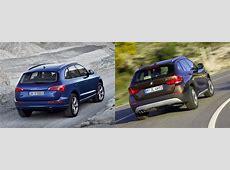 Comparison BMW X1 vs Audi Q5