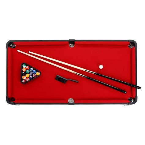 billiard lights striker 40 inch table top pool table