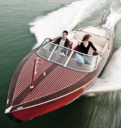 Luxury Speed Boat Cabin
