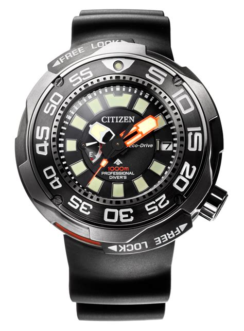Citizen Promaster Dive Citizen Promaster Eco Drive Professional Diver 1000m