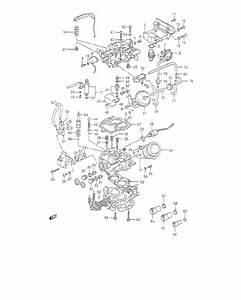 Carburetor For 0 Suzuki Samurai Sj413