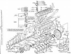 Ford Engine Schematics  Chevy 250 Inline 6 Engines Wiring