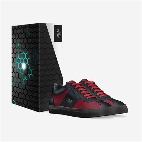Arbiter Xl A Custom Shoe Concept By Colton Ley