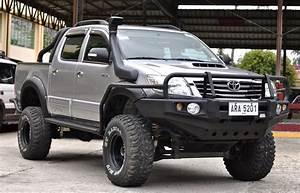 2015 Toyota Hilux G Alt Ranger Wildtrak Navara Calibre