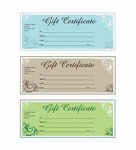15 business gift certificate templates free sample With templates for gift certificates free downloads