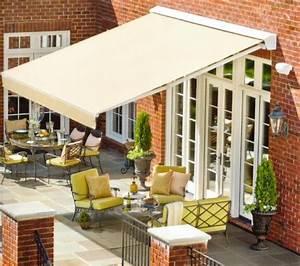 die 25 besten ideen zu sichtschutz markise auf pinterest With markise balkon mit tapeten ideen wohnzimmer grau