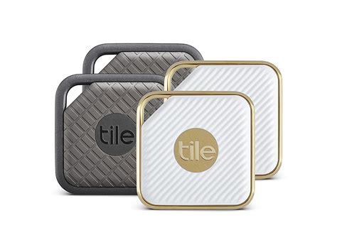 Tile Phone Finder by Tile Key Finder Phone Finder Anything Finder 2 Pack