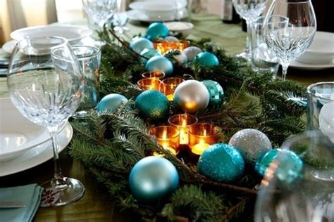 Diy Christmas Candle Centerpieces