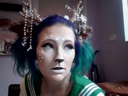 Makeup Animal Petplay Halloween Face Painting
