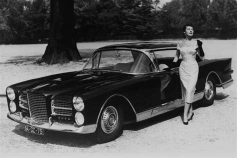 Ava Gardner's 1958 Facel Vega Excellence '1st Series
