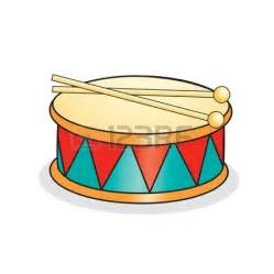 Marching Snare Drum Clip Art