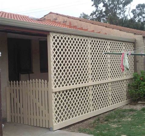 kitchen backsplash ideas wooden lattice fence panels best house design cut a