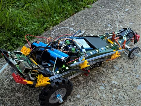 voice controlled knex car arduino project hub