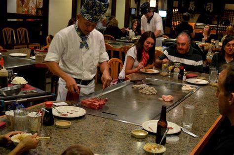 ichiban cuisine ichiban japanese steakhouse the chefs