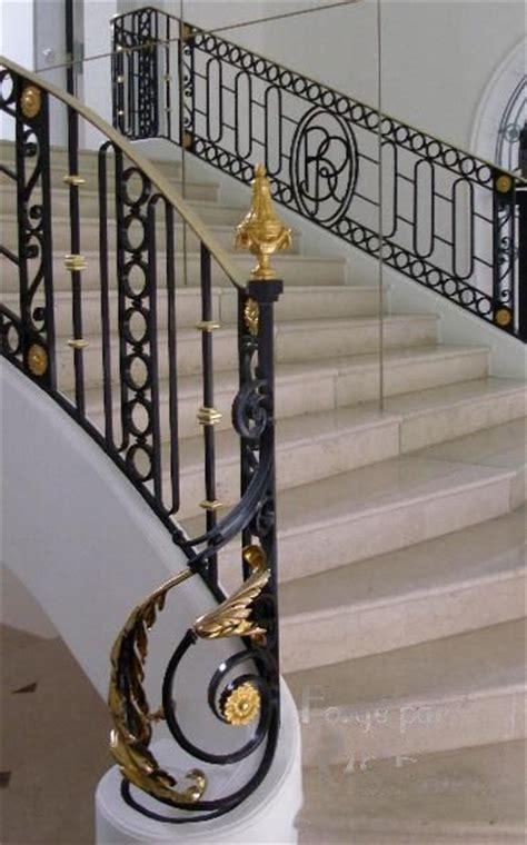 balustrade escalier fer forge les 25 meilleures id 233 es concernant garde corps fer forg 233 sur fer forg 233 balustrade
