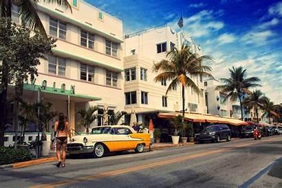Vice Miami Florida Gta Ocean Buildings Drive
