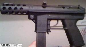 ARMSLIST - For Sale: intratec 9mm luger ab-10 threaded barrel