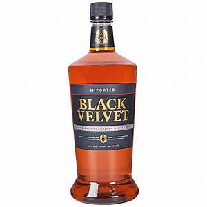 Black Velvet 1 75 L