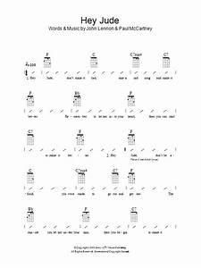 Bass Guitar Chord Chart Hey Jude Sheet Music Direct