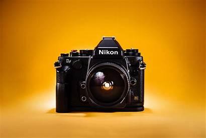 Nikon Df Camera Lens Grip Background Gr1