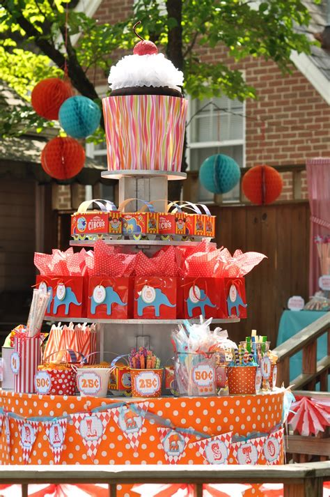 circus carnival s ideas - Carnival Birthday Decorations