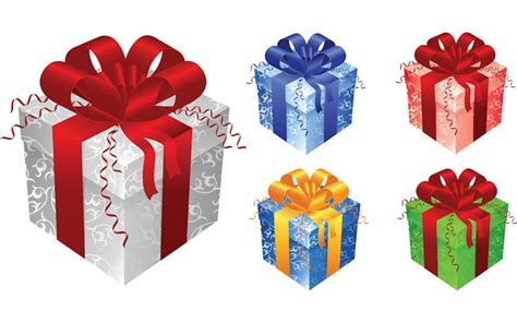 gifts vector graphics blog page
