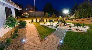 Watt led landscape up light g lux plug play
