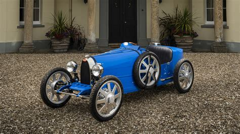 Bugatti introduces the baby ii electric roadster priced at under $35,000. Bugatti unveils first Baby II prototype | Autoblog