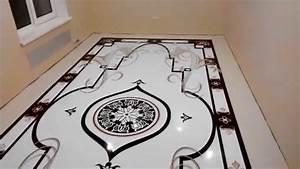 Peinture Sol Epoxy : metallic epoxy peinture de sol poxy epoxy floor 3d ~ Edinachiropracticcenter.com Idées de Décoration