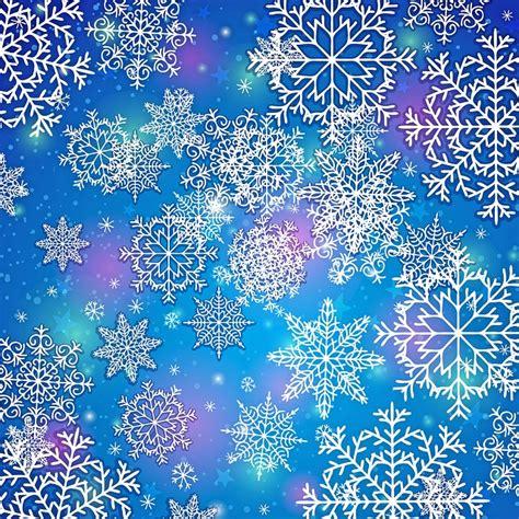 Blue Snowflake Background by Snowflake Background Blue Purple 183 Free Image On Pixabay